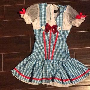 XS Dorothy costume
